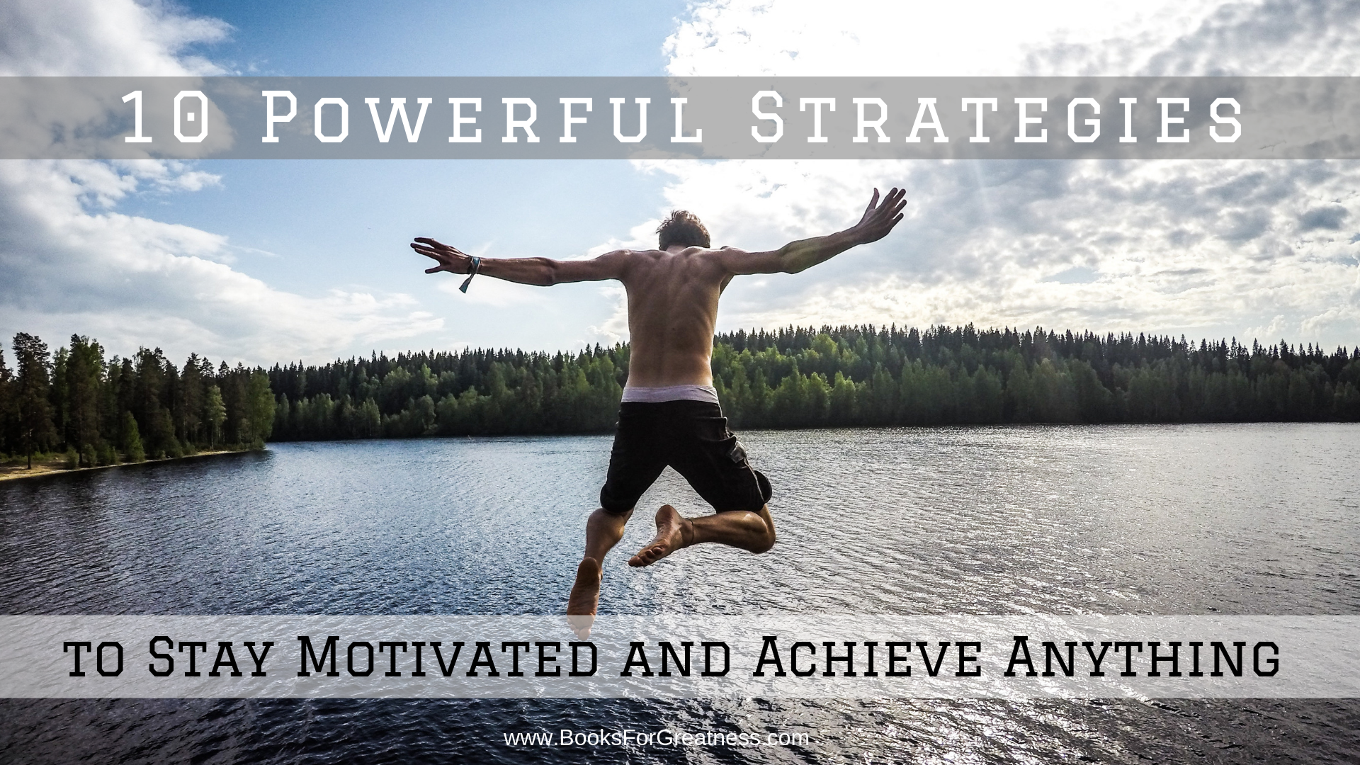 How to effectively stay motivated?