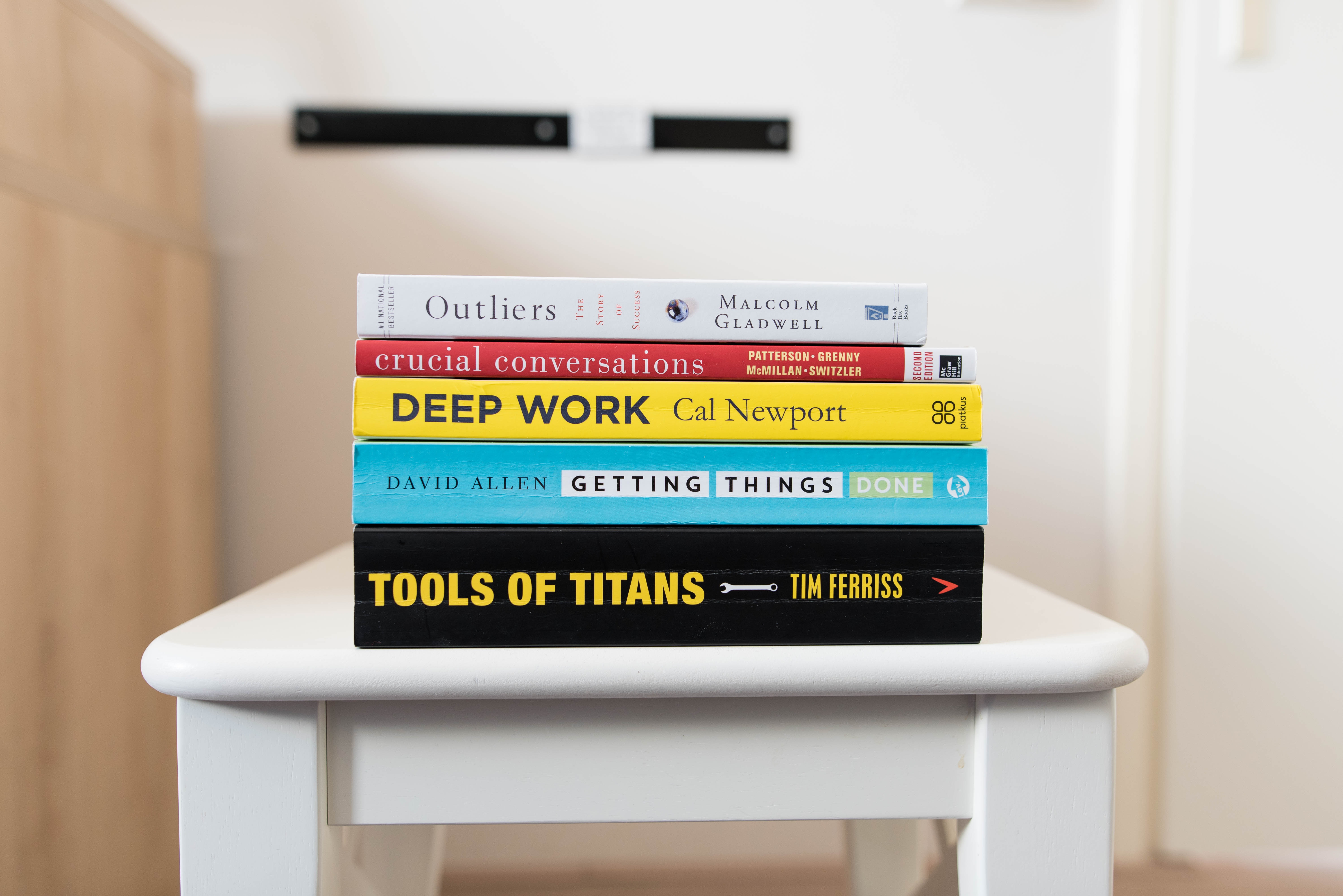 The best business books ever!